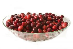 Cleansing Cranberries