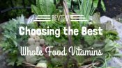 Review-Choosing the Best Whole Food Vitamins