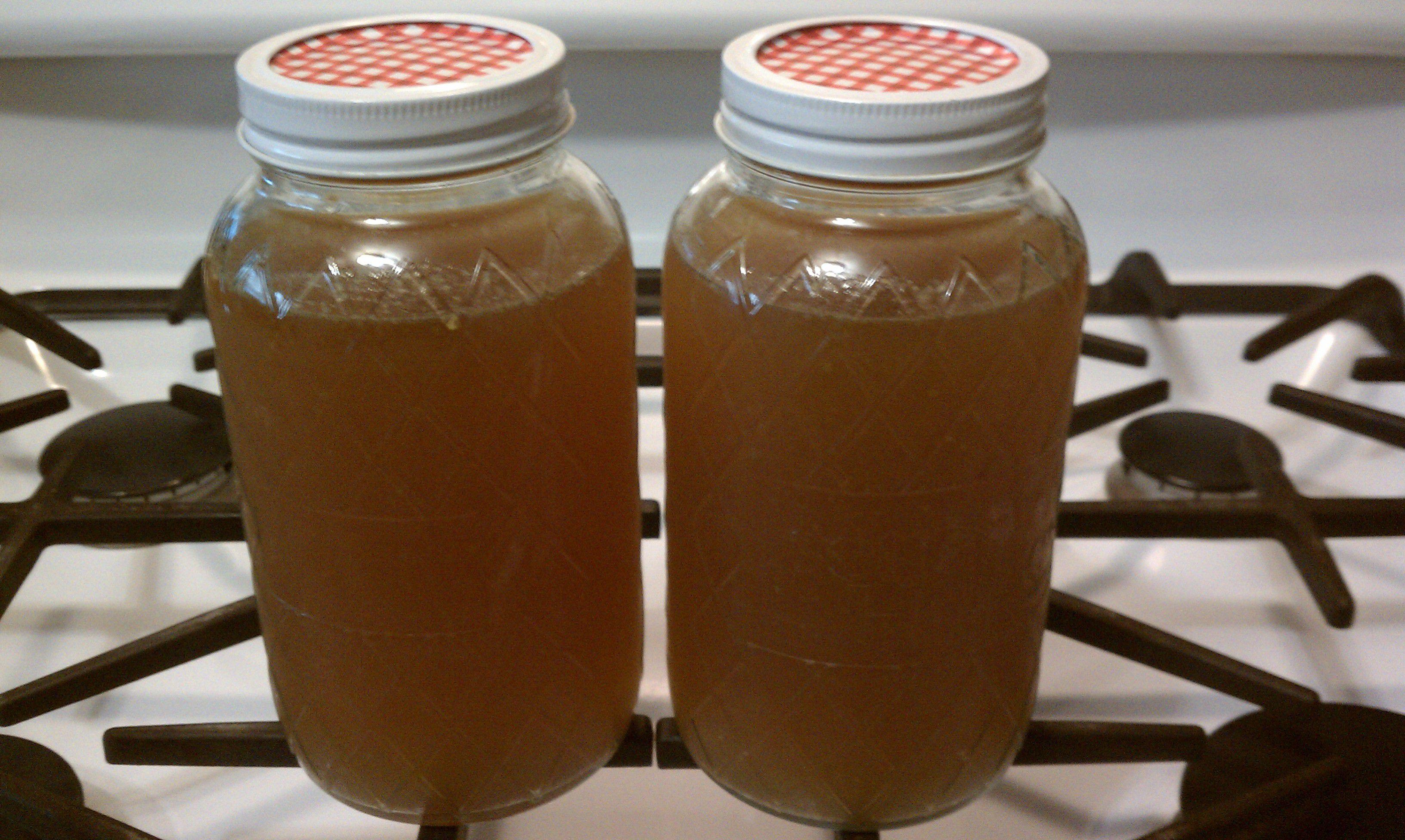 Easy Crock Pot Bone Broth