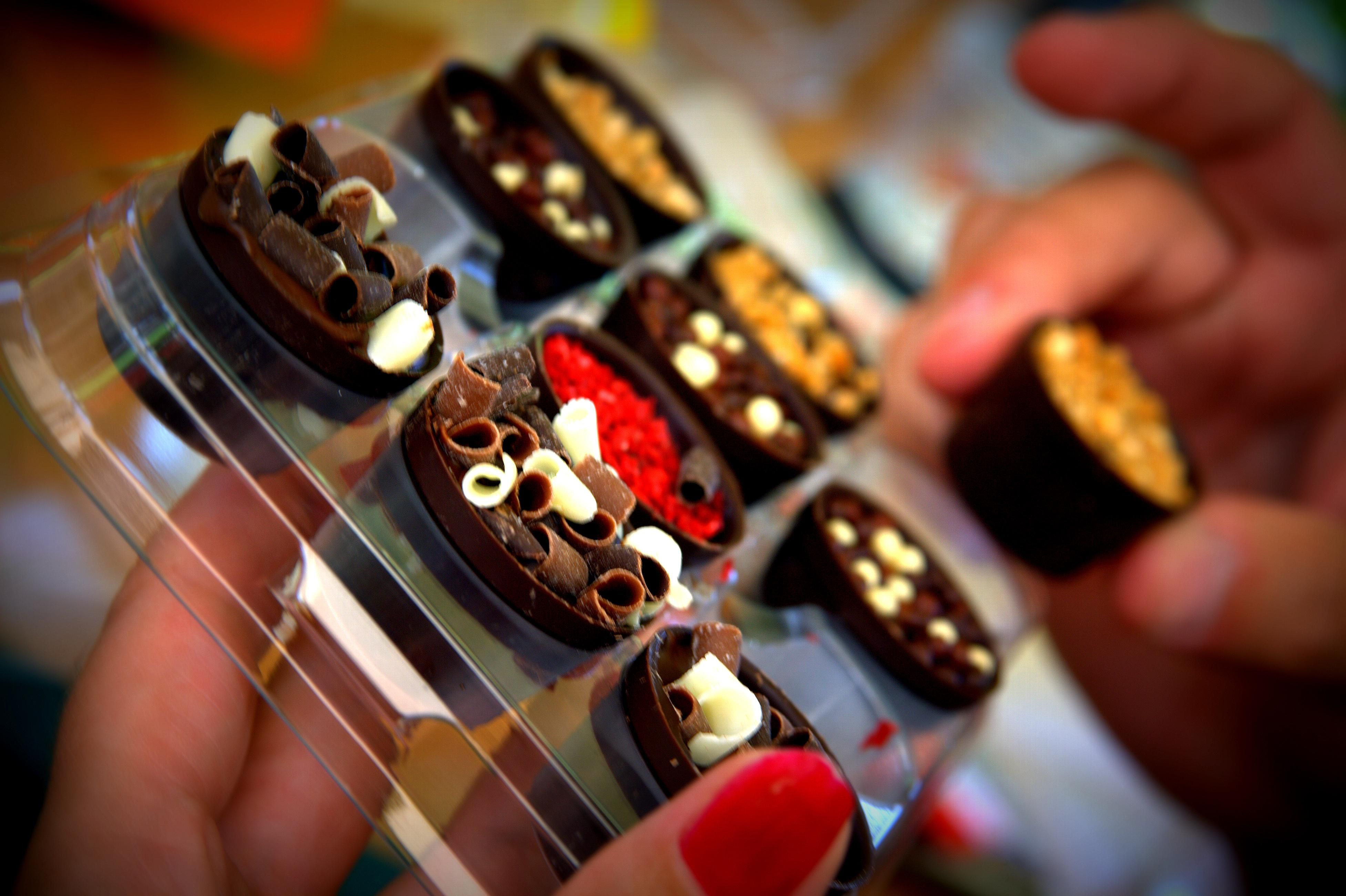 Nourish Your Health With Love and Chocolate
