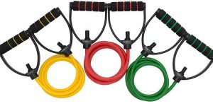 Tony Horton 10 Minute Trainer Review-Resistance Bands