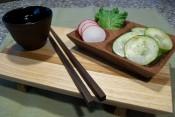 Zesty Asian Cucumber Salad