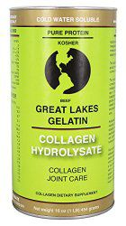 Great lakes collagen reviews