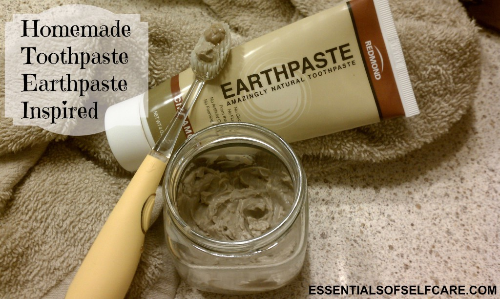 How to Make Homemade Toothpaste-Earthpaste Inspired