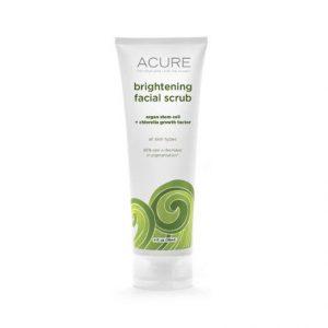 Acure Facial Scrub