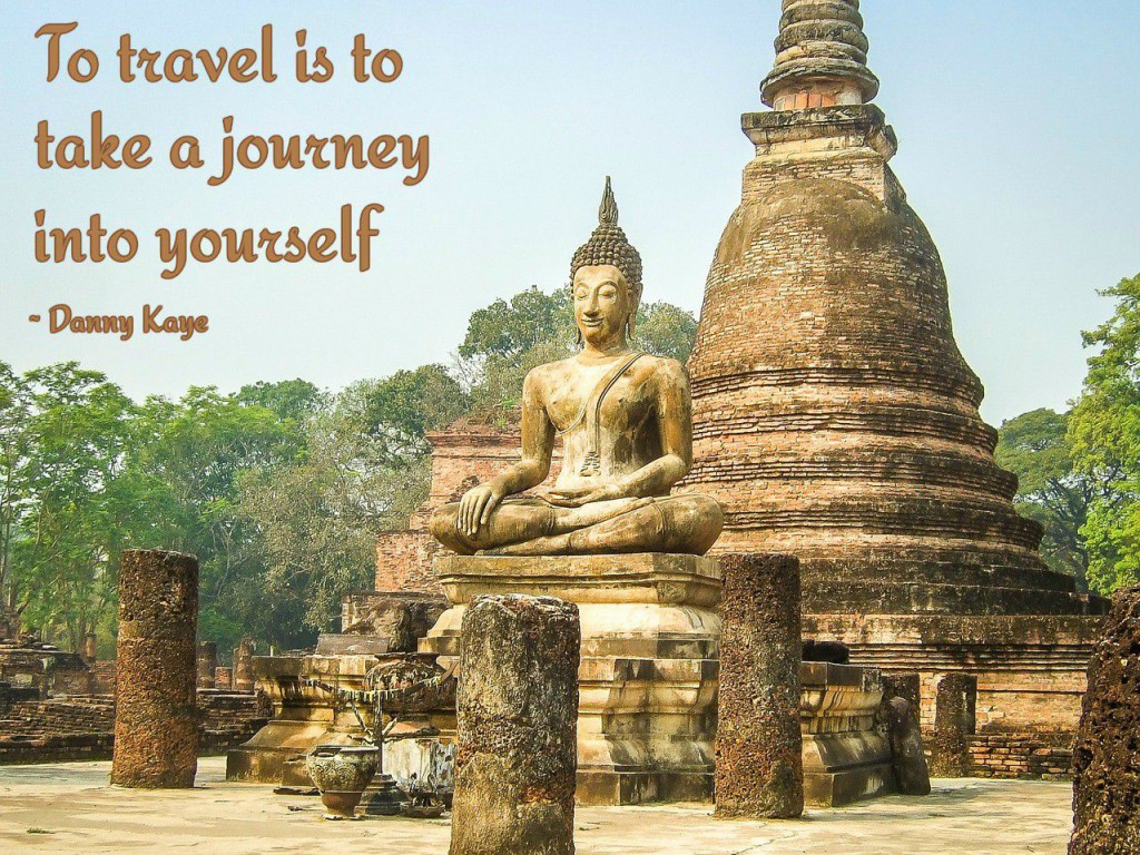 Life Lessons I Learned While Traveling-Journey into Yourself
