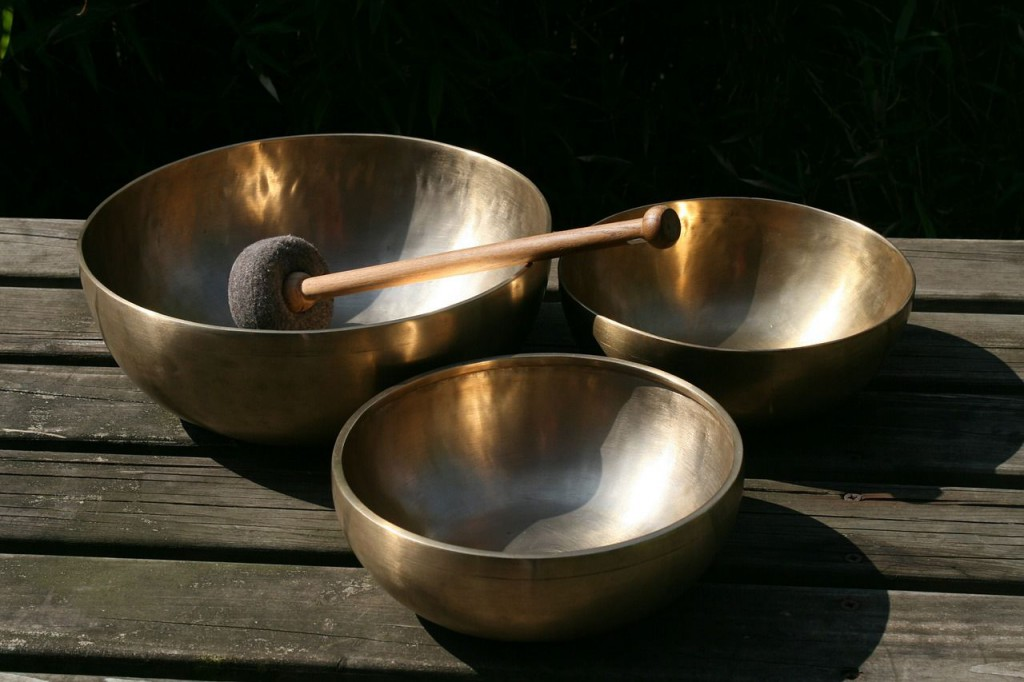 Healing With Sound Therapy-Singing Bowls