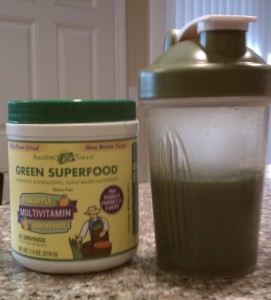Green Superfood Powder Reviews-flavor