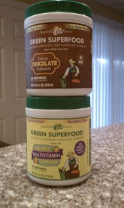 Green Superfood Powder Reveiws-In my Freezer