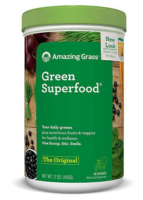 Amazing Grass Green Sperfood
