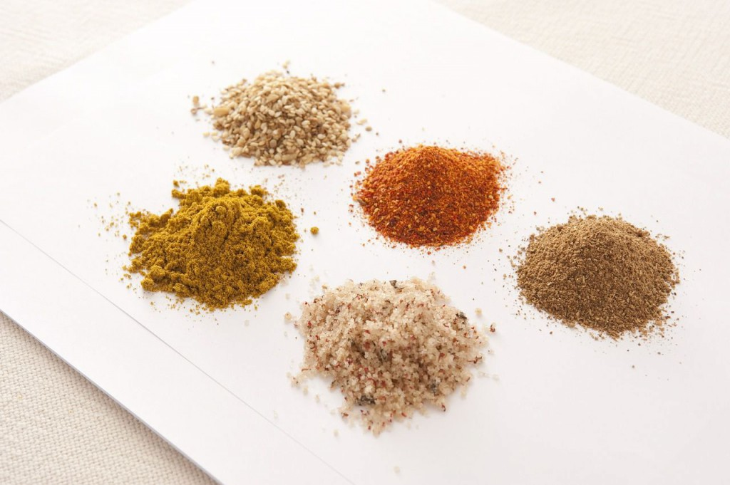 Starting a Whole Foods Diet-Spices