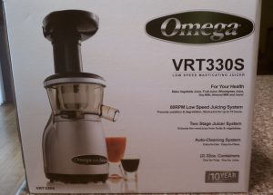 The Omega Low Speed Masticating Juicer vRT330S Best Juicer on a Budget - Essentials of Self Care