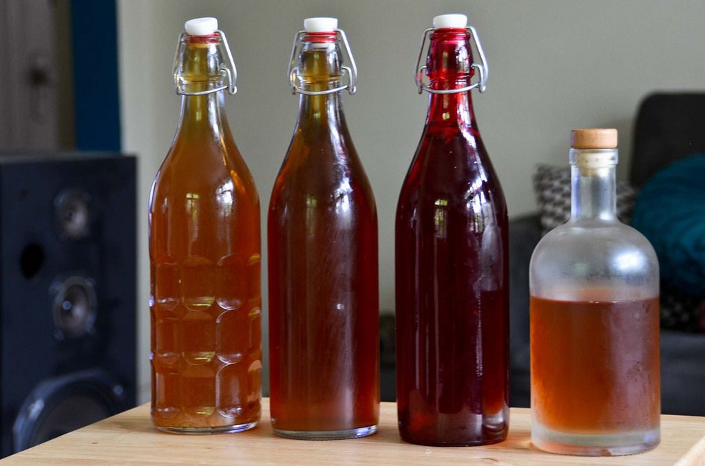 Fermented Foods for Gut Health-Kombucha