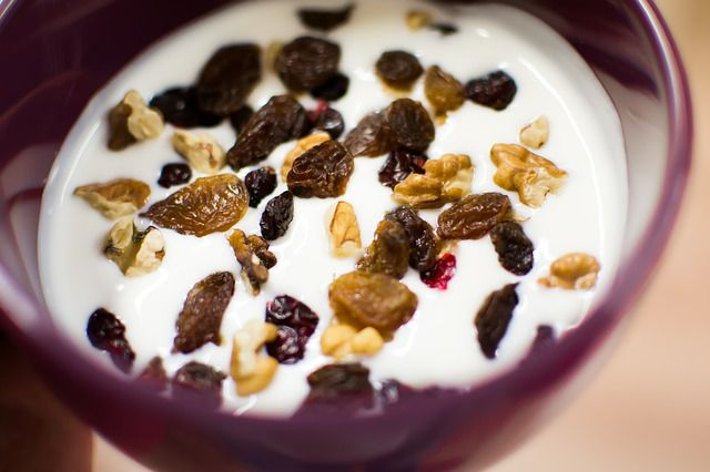 Fermented Foods for Gut Health-Yogurt