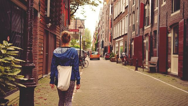 Turn Your Walks Into Meditative Moments-Observe