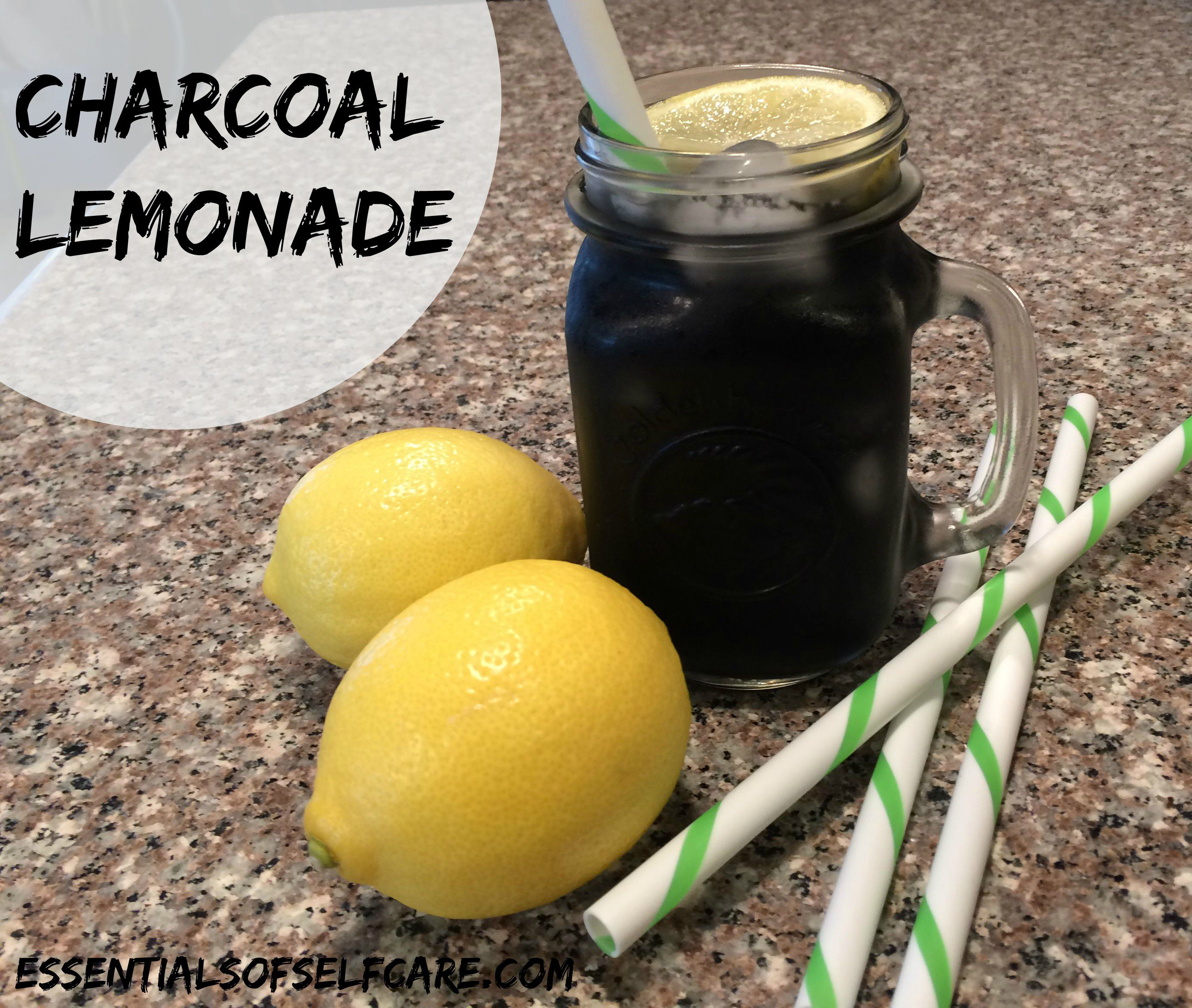 Feeling Toxic? Clean Your Insides With Black Lemonade