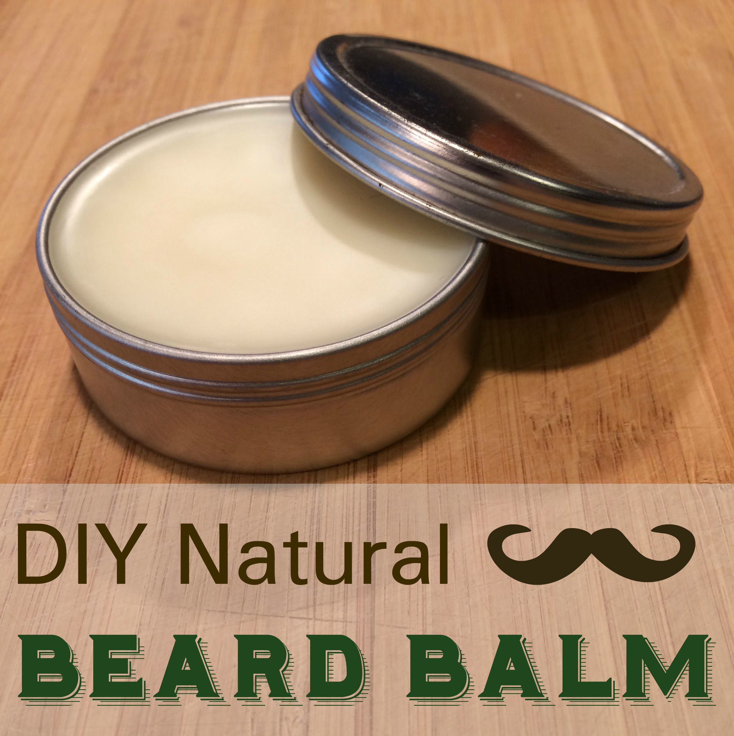 DIY Beard Balm for Dapper and Rugged Gentlemen