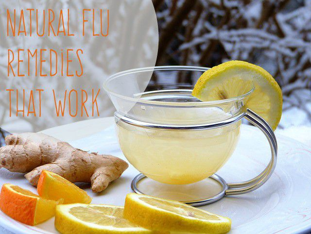 Natural Flu Remedies That Work Like a Charm