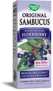 Natural Flu Remedies That Work-Sambucus