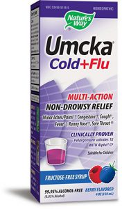 Natural Flu Remedies That Work-Umcka
