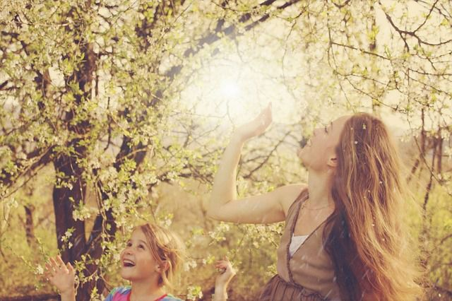 Celebrating the Spirit of the Nurturing Woman-Mom