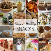 Easy and Healthy Snacks