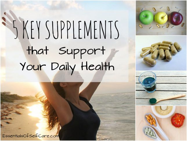 Key Supplements to Take