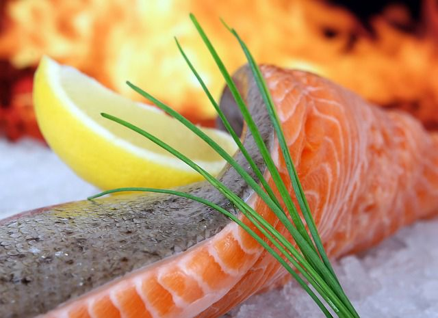 Best Omega-3 Supplements-Salmon