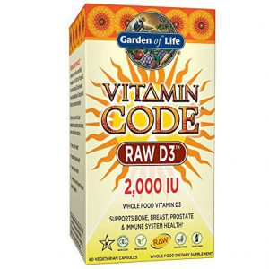 Top Vitamin D Supplements-GOL Raw D3