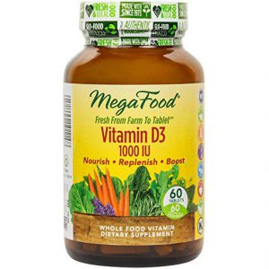 Top Vitamin D Supplements-MegaFood D3