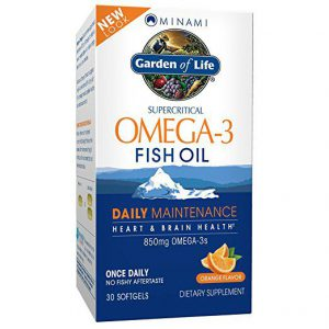 Best Omega 3 Supplements-Minami Supercritical Omega 3