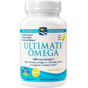Best Omega 3 Supplements-Nordic Naturals Ultimate Omega