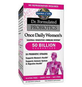 Top Rated Probiotics-Garden of Life Women's Probiotics