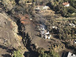 Devastation-Montecito-Mudslides