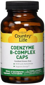 What is the Best Vitamin B Complex-Country Life Coenzyme B-Complex