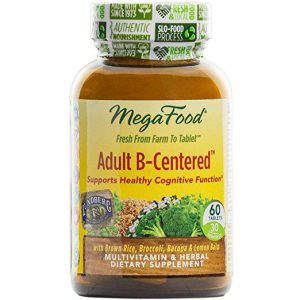 What is the Best Vitamin B Complex-MegaFood-Adult-B-Centered