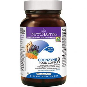 What is the Best Vitamin B Complex-New Chapter Coenzyme B Food Complex
