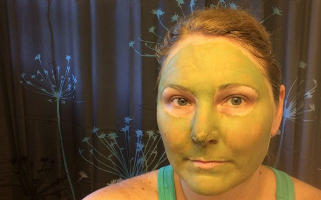 Homemade Face Mask Recipe-Green Tea
