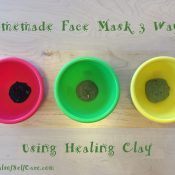 Homemade Face Mask Recipe 3 Ways