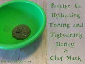 Honey-Clay-Mask