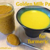 Golden Milk Paste Recipe