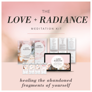Meditation Kit-Love and Radiance