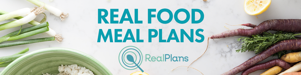 Real Plans Banner