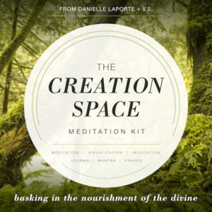 The Creation Space Meditation Kit