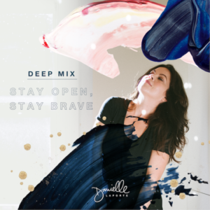 Sonic Collection Deep Mix Stay Open Stay Brave