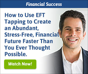 The Tapping Solution for Finanacial Success