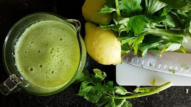 Delightfully Detoxifying Green Juice
